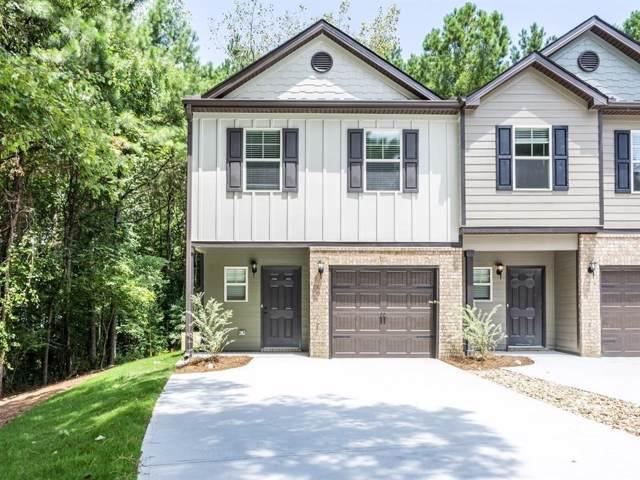 6012 Oak Bend Court #6, Riverdale, GA 30296 (MLS #6633617) :: North Atlanta Home Team