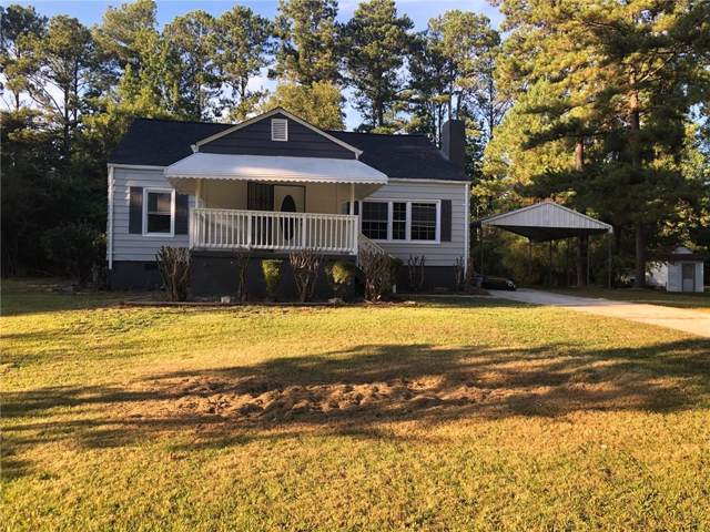 695 Maple Drive, Riverdale, GA 30274 (MLS #6633628) :: North Atlanta Home Team