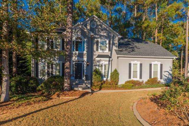 9401 Grace Lake Drive, Douglasville, GA 30135 (MLS #6633629) :: The Heyl Group at Keller Williams