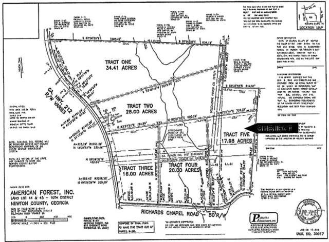 155 Richards Chapel Road, Covington, GA 30016 (MLS #6633632) :: The Heyl Group at Keller Williams
