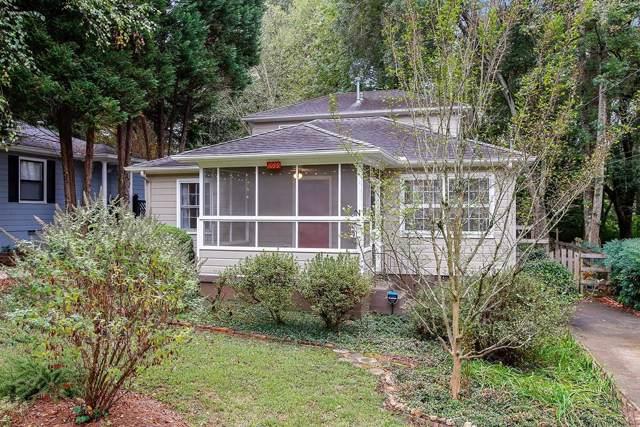 1099 Napier Street SE, Atlanta, GA 30316 (MLS #6633635) :: KELLY+CO