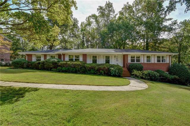 3180 SE Beechwood Drive SE, Marietta, GA 30067 (MLS #6633657) :: The North Georgia Group