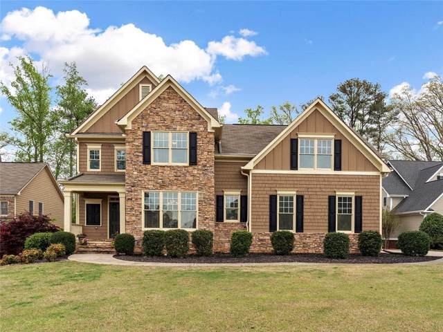 985 Sandtown Place Drive SW, Marietta, GA 30064 (MLS #6633710) :: The Heyl Group at Keller Williams