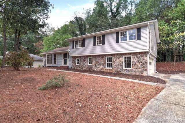 3112 Bunker Hill Road, Marietta, GA 30062 (MLS #6633711) :: RE/MAX Paramount Properties