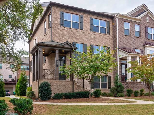920 Rose Way, Alpharetta, GA 30004 (MLS #6633726) :: Charlie Ballard Real Estate