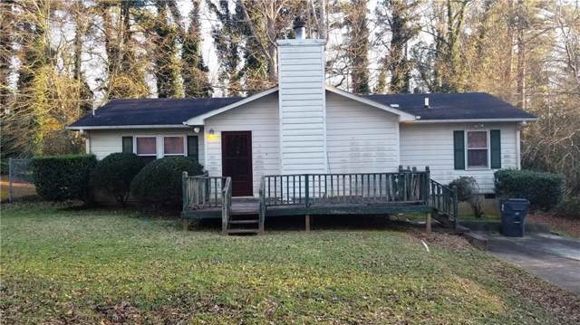 119 N Circle Drive, Ellenwood, GA 30294 (MLS #6633745) :: North Atlanta Home Team