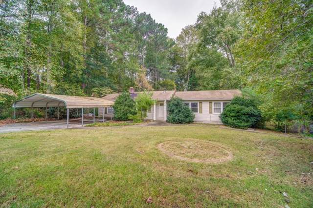 4771 Shady Rest Drive, Powder Springs, GA 30127 (MLS #6633752) :: The North Georgia Group