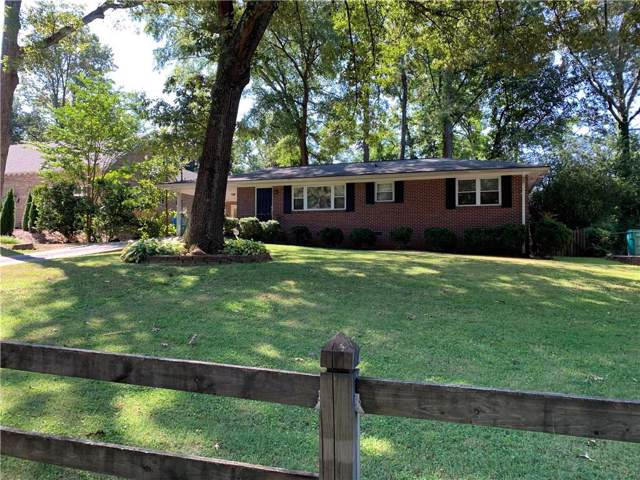 3499 Dunn Street SE, Smyrna, GA 30080 (MLS #6633783) :: North Atlanta Home Team