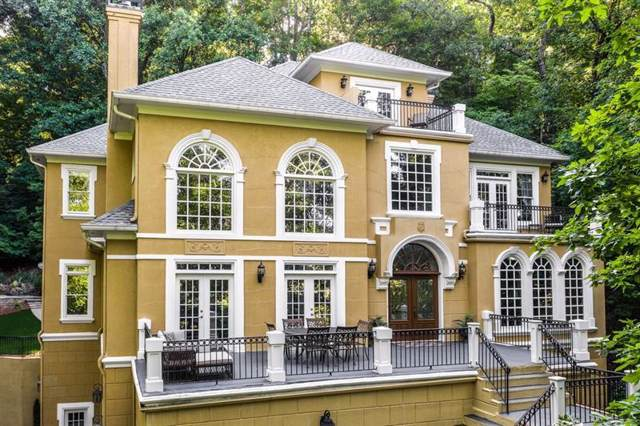 385 Azalea Drive, Roswell, GA 30075 (MLS #6633819) :: Path & Post Real Estate