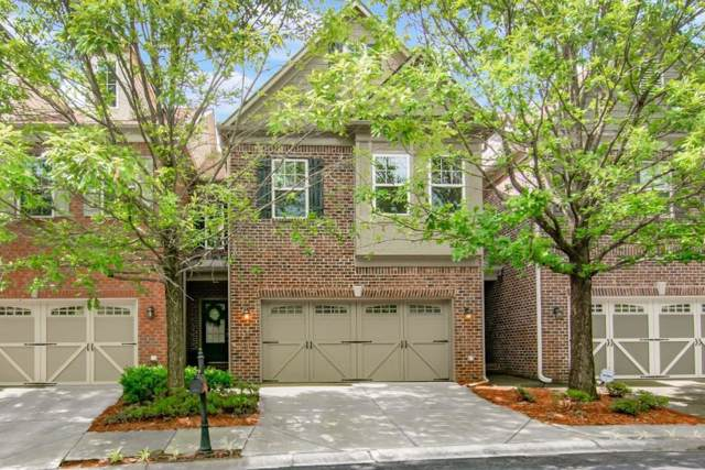 3362 Norfolk Chase Drive #3362, Peachtree Corners, GA 30092 (MLS #6633827) :: North Atlanta Home Team