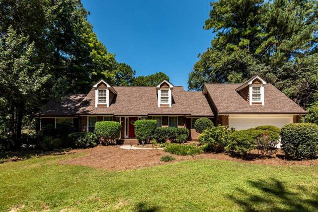 3960 Pleasant Shade Drive, Atlanta, GA 30340 (MLS #6633828) :: RE/MAX Paramount Properties