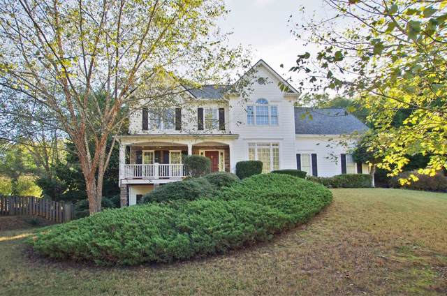 107 Oak Hill Court, Canton, GA 30115 (MLS #6633833) :: The Zac Team @ RE/MAX Metro Atlanta