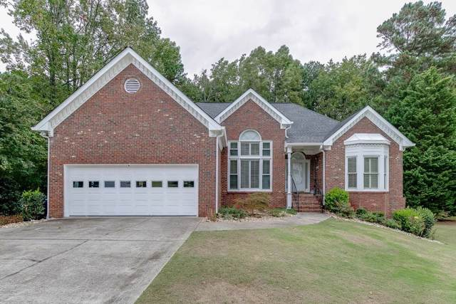 1605 Peachcrest Drive, Lawrenceville, GA 30043 (MLS #6633845) :: North Atlanta Home Team