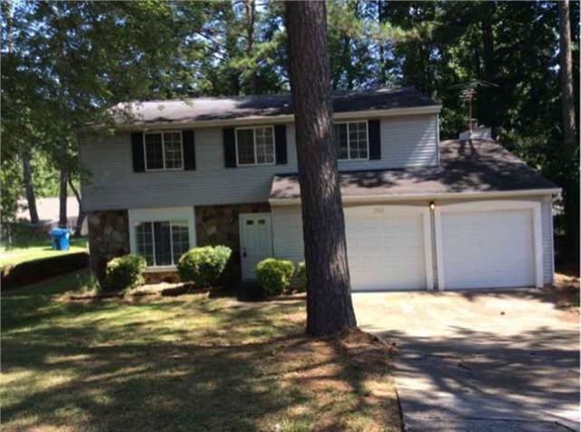 1385 Tucker Woods Drive, Norcross, GA 30093 (MLS #6633857) :: North Atlanta Home Team