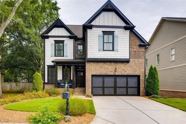 1383 Marston Street SE, Smyrna, GA 30080 (MLS #6633872) :: North Atlanta Home Team