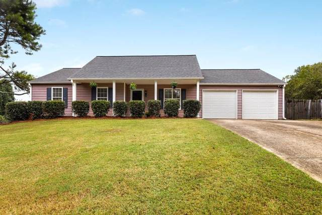 606 Bluff Drive, Woodstock, GA 30188 (MLS #6633886) :: Path & Post Real Estate