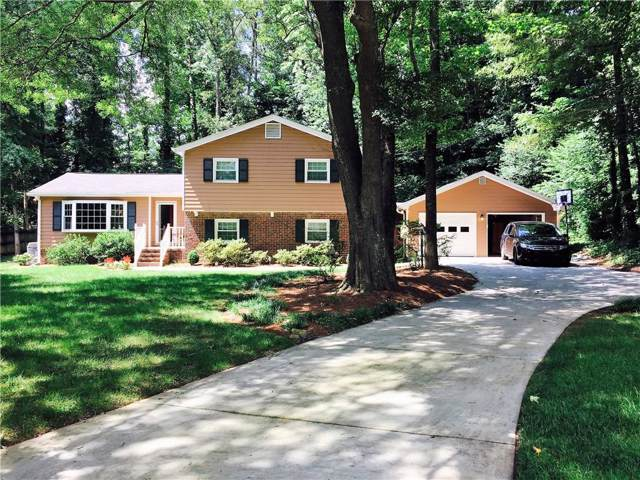 1268 Mill Glen Drive, Dunwoody, GA 30338 (MLS #6633893) :: RE/MAX Paramount Properties