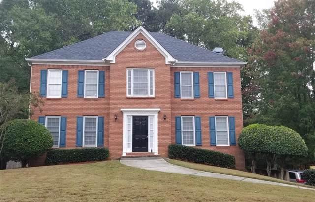 3438 Sweetbriar Lane, Powder Springs, GA 30127 (MLS #6633937) :: North Atlanta Home Team