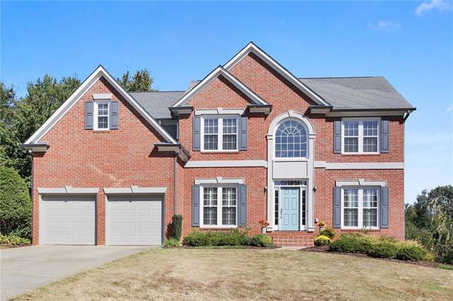 130 Cobblestone Way, Alpharetta, GA 30009 (MLS #6633938) :: Charlie Ballard Real Estate