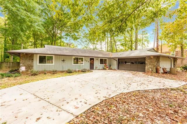 733 Omaha Drive, Norcross, GA 30093 (MLS #6633939) :: North Atlanta Home Team