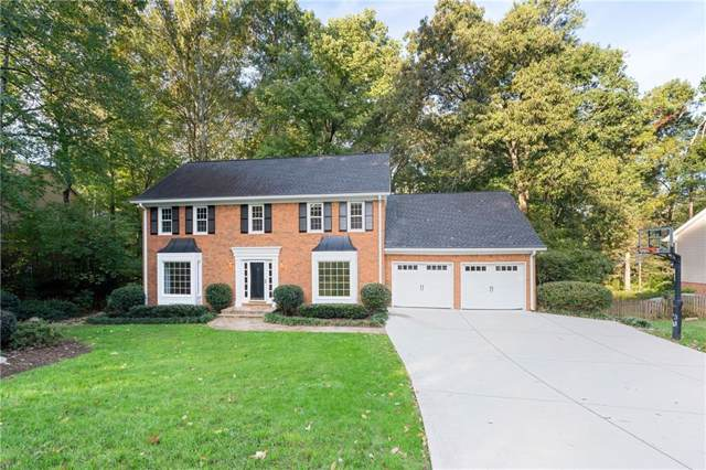 2085 Haverhill Drive, Marietta, GA 30062 (MLS #6633945) :: RE/MAX Paramount Properties