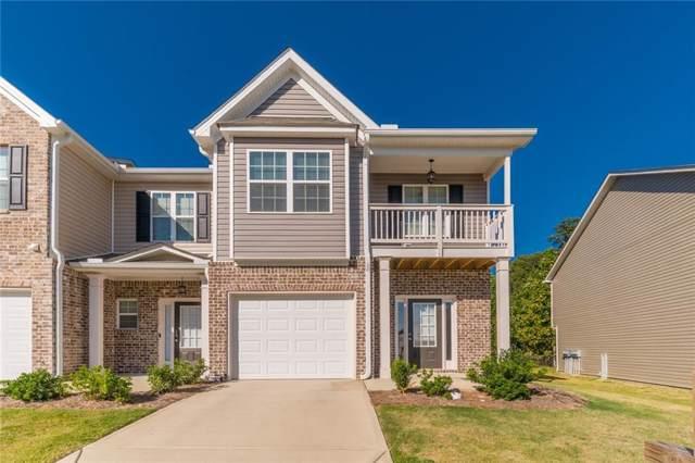 7162 Fringe Flower Drive #21, Austell, GA 30168 (MLS #6633947) :: North Atlanta Home Team