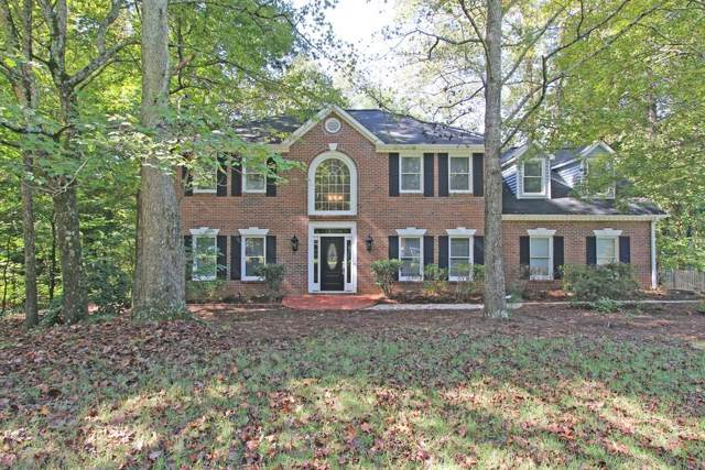 2365 Habersham Drive SW, Marietta, GA 30064 (MLS #6633962) :: The Heyl Group at Keller Williams