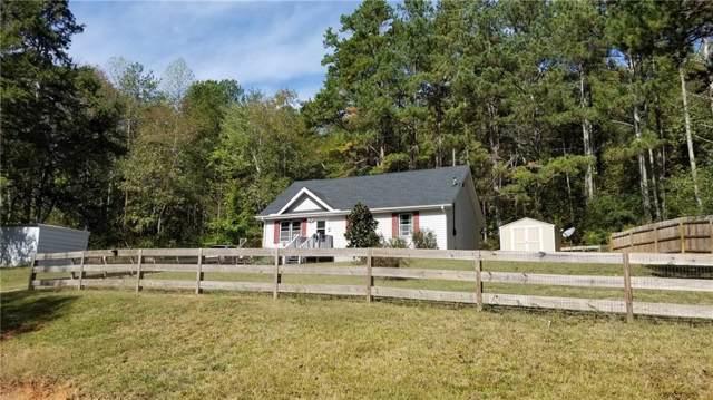 100 Plantation Drive, Dawsonville, GA 30534 (MLS #6633963) :: The Heyl Group at Keller Williams