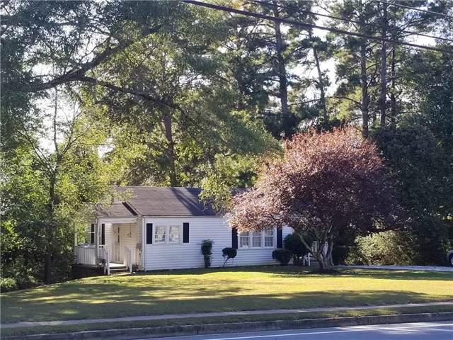 3791 Due West Rd Road, Marietta, GA 30064 (MLS #6633974) :: North Atlanta Home Team