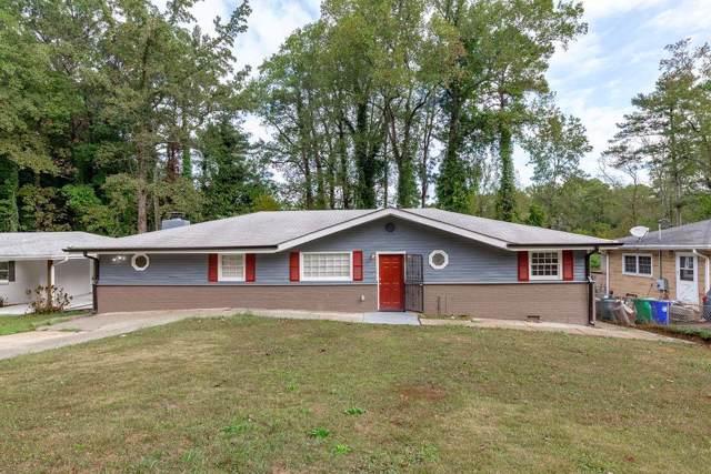 3526 Glensford Drive, Decatur, GA 30032 (MLS #6633982) :: The Heyl Group at Keller Williams