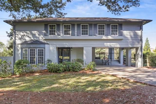 3787 Kensington Drive, Marietta, GA 30066 (MLS #6633986) :: North Atlanta Home Team