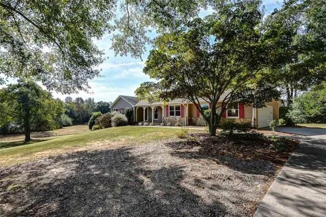 4745 Hopewell Road, Cumming, GA 30028 (MLS #6633998) :: The Hinsons - Mike Hinson & Harriet Hinson