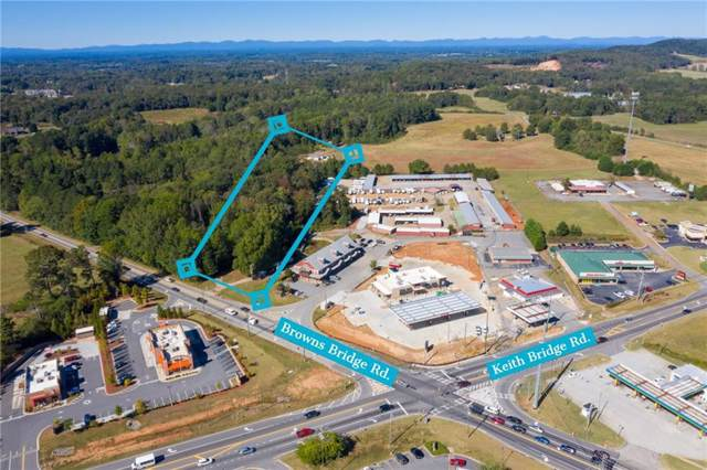 4205 Browns Bridge Road, Cumming, GA 30041 (MLS #6634013) :: The Heyl Group at Keller Williams