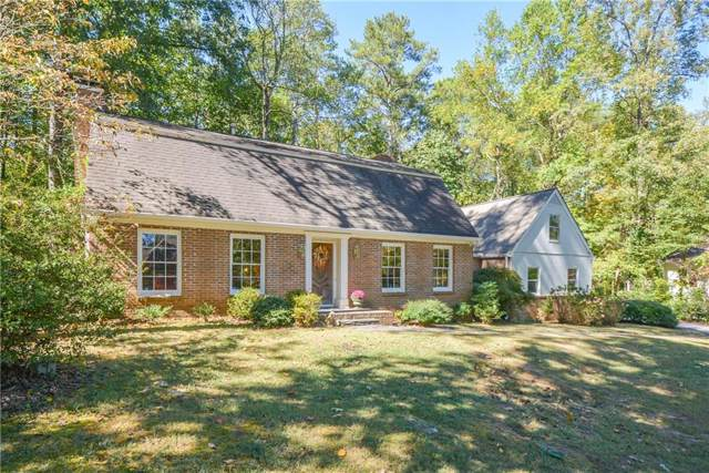 5334 Vernon Lake Drive, Dunwoody, GA 30338 (MLS #6634027) :: RE/MAX Paramount Properties