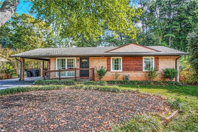 739 Earl Street SE, Marietta, GA 30067 (MLS #6634033) :: The North Georgia Group