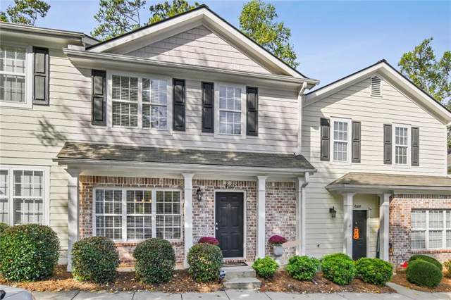 4002 Steeplechase, Alpharetta, GA 30004 (MLS #6634042) :: North Atlanta Home Team