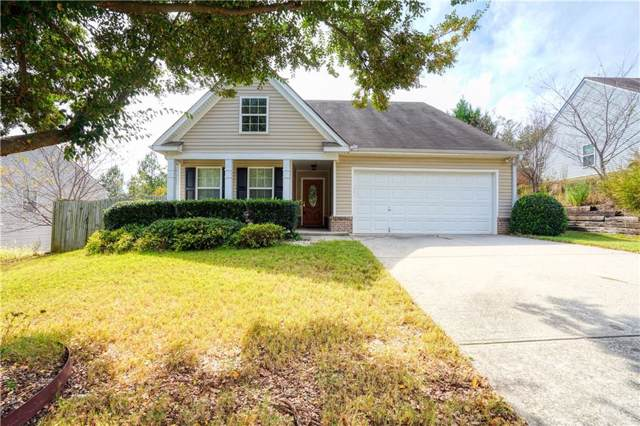 3015 Cedar Glen Run, Gainesville, GA 30507 (MLS #6634053) :: The North Georgia Group