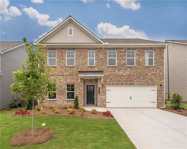 1502 Weatherbrook Circle, Lawrenceville, GA 30043 (MLS #6634077) :: The North Georgia Group
