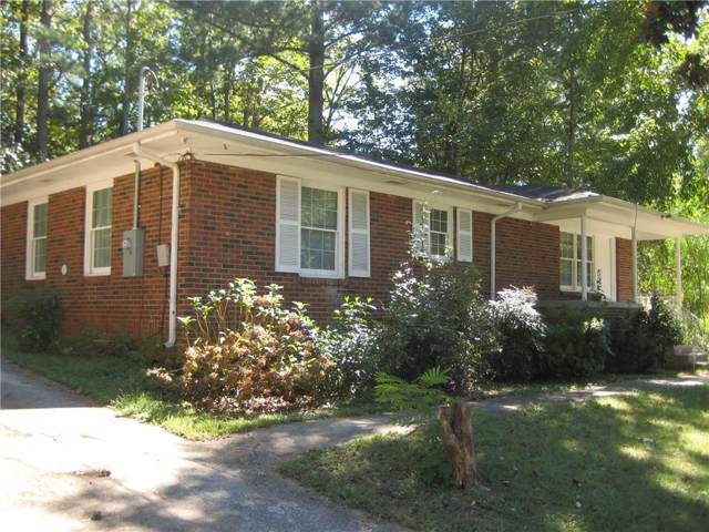 2714 Plantation Drive, East Point, GA 30344 (MLS #6634095) :: The Heyl Group at Keller Williams