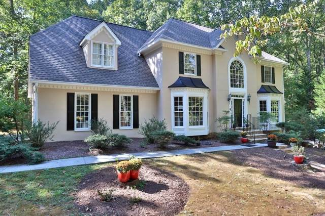 520 Stablegate Drive, Alpharetta, GA 30004 (MLS #6634121) :: North Atlanta Home Team