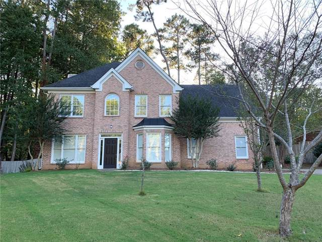 2154 Chartley Place, Marietta, GA 30062 (MLS #6634125) :: The Heyl Group at Keller Williams