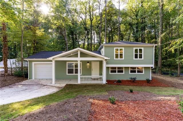 1544 Wildwood Road, Marietta, GA 30062 (MLS #6634141) :: Rock River Realty