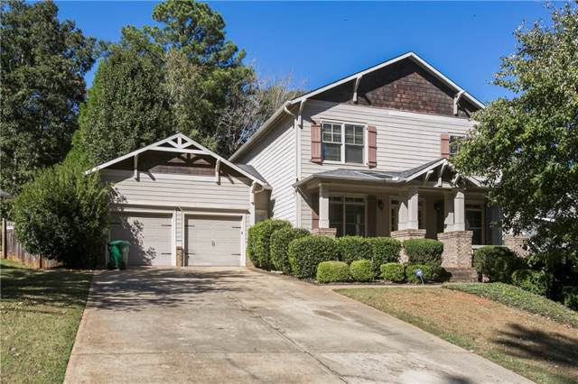 2750 Oak Village Trail, Decatur, GA 30032 (MLS #6634143) :: The Heyl Group at Keller Williams