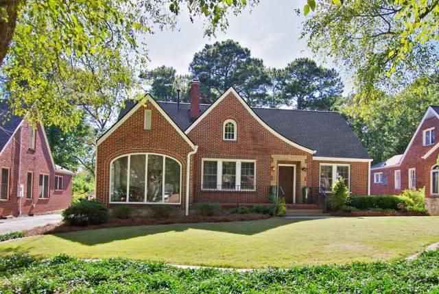1189 E Rock Springs Road NE, Atlanta, GA 30306 (MLS #6634154) :: North Atlanta Home Team