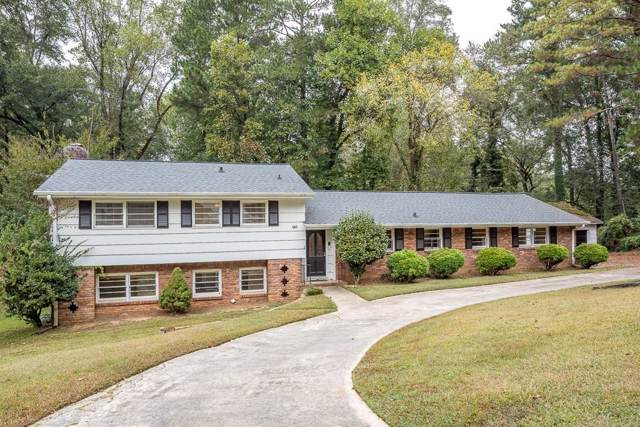 774 Starlight Lane, Atlanta, GA 30342 (MLS #6634155) :: Rock River Realty