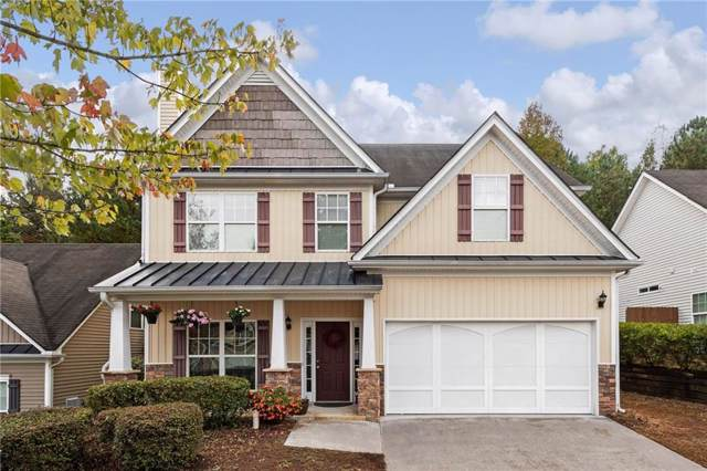 668 Austin Creek Drive, Buford, GA 30518 (MLS #6634157) :: The Heyl Group at Keller Williams