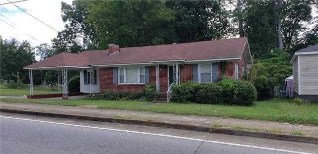 218 Martin Luther King Jr Boulevard, Cedartown, GA 30125 (MLS #6634167) :: North Atlanta Home Team