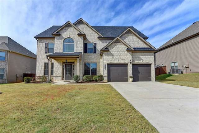 4390 Mossbrook Circle, Alpharetta, GA 30004 (MLS #6634183) :: North Atlanta Home Team