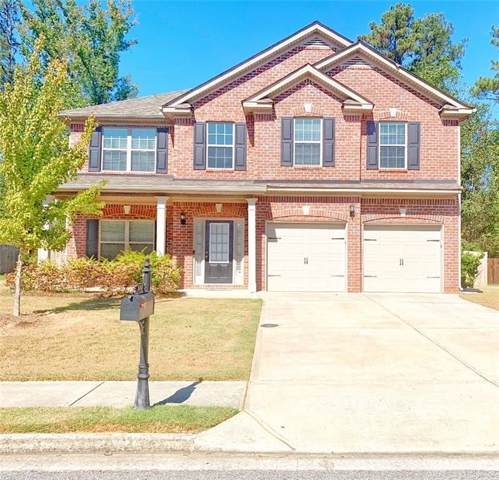 964 Spanish Moss Trail, Loganville, GA 30052 (MLS #6634186) :: The Heyl Group at Keller Williams