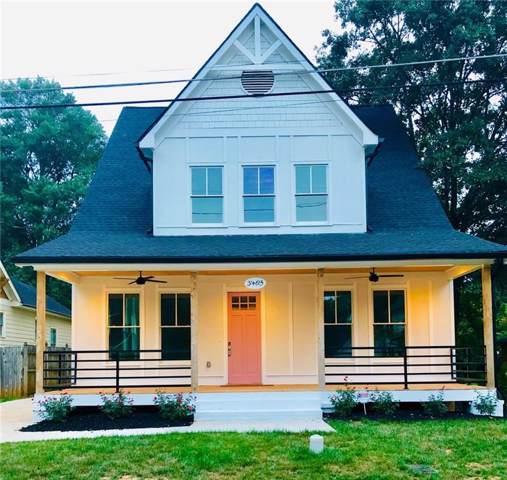 3405 Lee Street, Atlanta, GA 30344 (MLS #6634219) :: The North Georgia Group